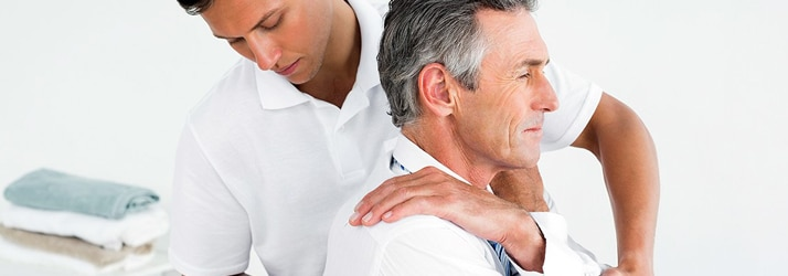 Chiropractic Adjustment in Mission